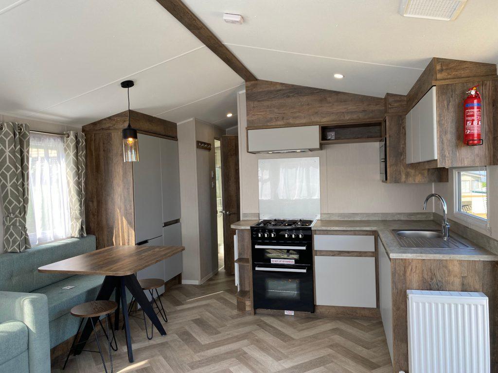 coast-caravan-park-clevedon-new-caravan-for-sale-dining-area